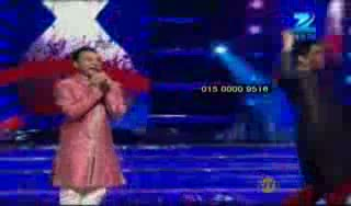 Star Ya Rockstar Grand Finale Dec. 10 '11 - Kapil Sharma & Salim