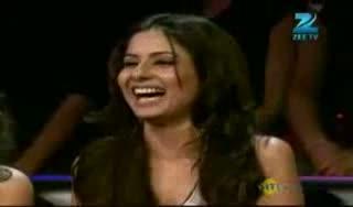 Star Ya Rockstar Grand Finale Dec. 10 '11 - Saloni & Rajeev[1]