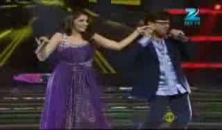 Star Ya Rockstar Grand Finale Dec. 10 '11 - Sachin Pilgaonkar & Shruti Pathak
