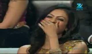 Star Ya Rockstar Grand Finale Dec. 10 '11 - Saloni & Rajeev