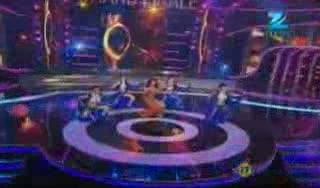 Star Ya Rockstar Grand Finale Dec. 10 '11 - Ragini, Chhavi, Debina & Neha