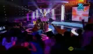 Star Ya Rockstar Grand Finale Dec. 10 '11 - Vishal Shekhar Performance