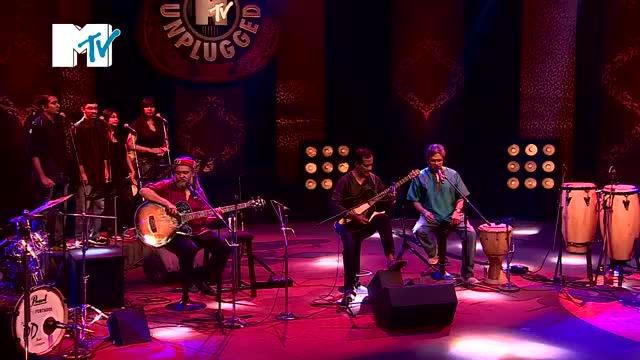 MTV Unplugged  Episode 3 - Indian Ocean Performing Kandisa [HD]