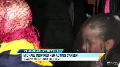 Paris Jackson Interview on Ellen - Michael Jacksons Daughter Discusses Life After King of Pop
