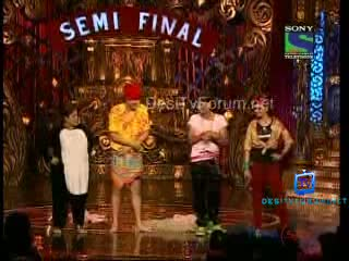 Comedy Circus Ka Naya Daur 17th December 2011 Part3