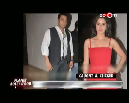 Salman Khan shuffles between Zarine Khan and Katrina Kaif