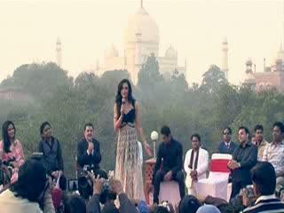 A. R. Rahman at Music Launch of Ek Deewana Tha in Taj Mahal, Agra