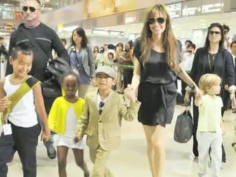 Motherhood Inspired Angelina Jolie For Her Directorial Debut