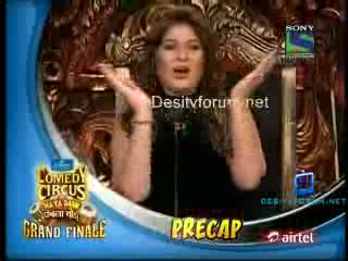 Comedy Circus Ka Naya Daur 25th December 2011 Part1