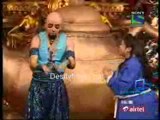 Comedy Circus Ka Naya Daur 25th December 2011 Part4