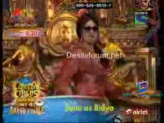 Comedy Circus Ka Naya Daur 25th December 2011 Part10
