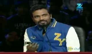Dance India Dance Season 3 Dec. 25 11 - Subrat Kumar