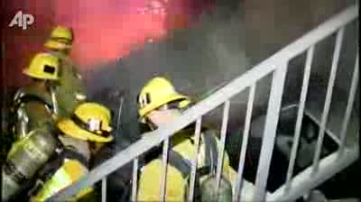Police - Arsonist on the Loose in Hollywood