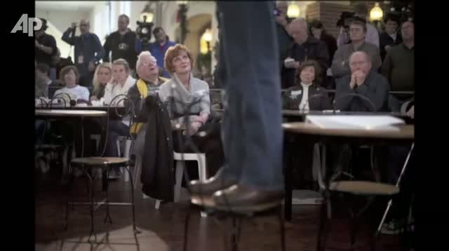 Video Essay - Iowa Voters Speak Their Minds