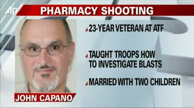 Friendly Fire - Probed in NY Pharmacy Shooting