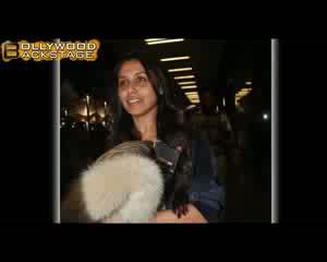 Rani Mukherjee and Aditya Chopras SECRET getaway
