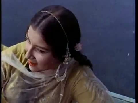 Deewana Hua Badal - Sharmila Tagore and Shammi Kapoor - Kashmir Ki Kali