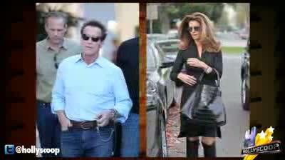 Maria Shriver Reconsidering Divorcing Arnold Schwarzenegger