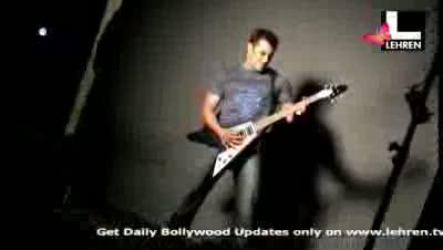 Salman Poses for Daboo Ratnani!