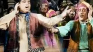 Yeh Desh Hai Veer Jawanon Ka - Naya Daur (1957) - Mohd.Rafi & S.Balbir (Independence Day Special)