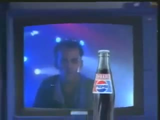 First TVc of Pepsi in India - Yeh hi Hai Right Choice Baby - featuring Juhi Chawla and Remo