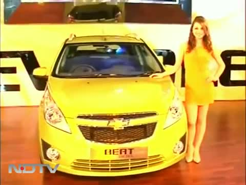 Chevrolets three offerings including SUV