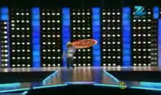 Dance India Dance Season 3 (07-Jan-12) - Pradeep and Chhau