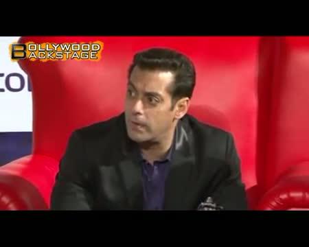 Rakhi Sawant FALLS DOWN at Salman Khans feet