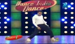 Dance India Dance Season 3 (08-Jan-12) - Chotu Lohar and Sumeet
