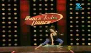 Dance India Dance Season 3 (08-Jan-12 - Manju and Ridhika