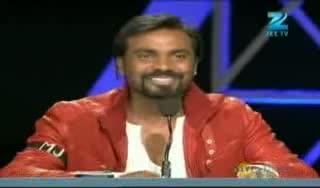 Dance India Dance Season 3 (08-Jan-12) - Shafir, Sneha, Sahil and Sneha Gupta