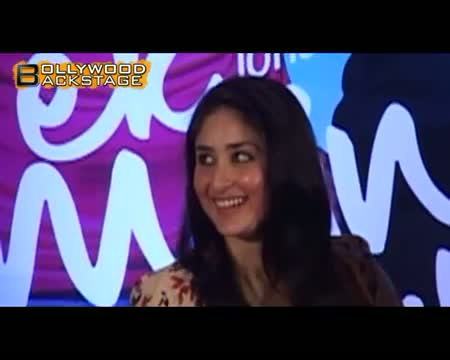 Kareena Kapoor PINCHES Imran Khans BUM