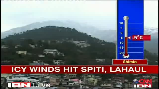 Winter chill grows with rains in North India