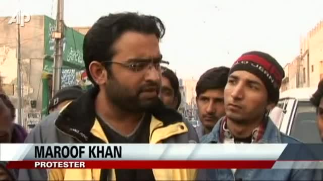 Pakistanis Protest Latest US Drone Strike