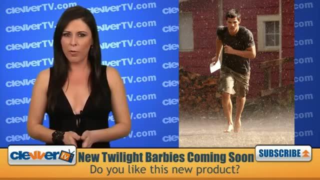 Bella And Edward Twilight Saga Wedding Barbies Coming!
