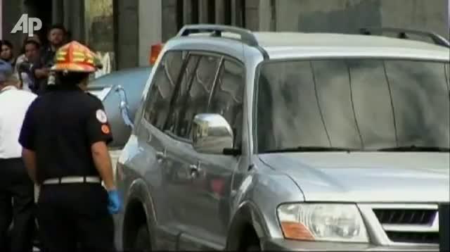 Guatemalan Congressman Killed