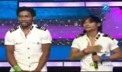 Dance India Dance Season 3 (14-Jan-12) - Pradeep and Chotu Lohar