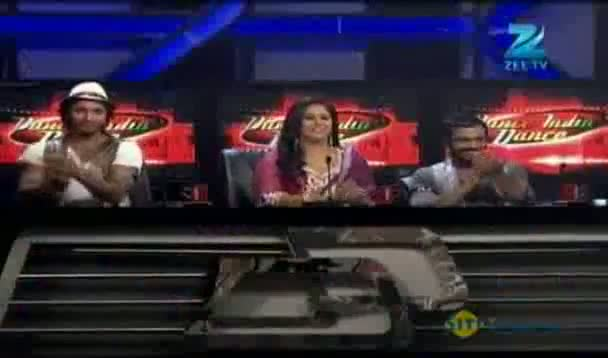 Dance India Dance Season 3 (15 Jan 2012) - Chotu Lohar