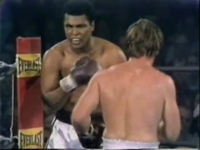 Muhammad Ali The Greatest of all Time HD