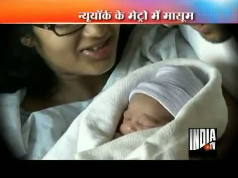 Indian-Origin Woman Gives Birth To, Jhatpat On US Train