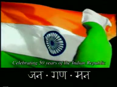 National Anthem of India - Jana Gana Mana (Independence Day Special)