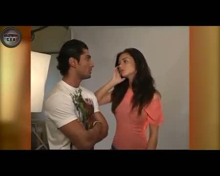 Amy Jackson and Prateik Babbar get CANDID on camera