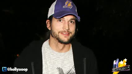 Ashton Kutcher Concerned About Ex Demi Moore
