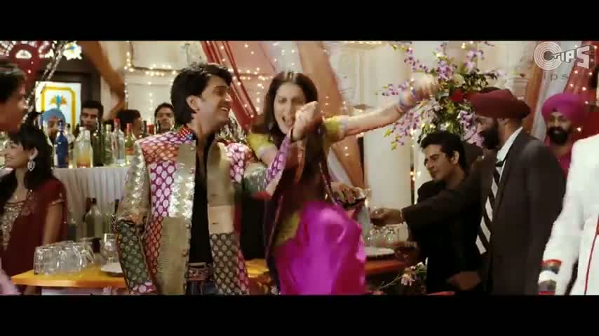 Pee Pa Pee Pa Ho Gaya - Official Song Video - Ft. Diljit Dosanjh - Tere Naal Love Ho Gaya