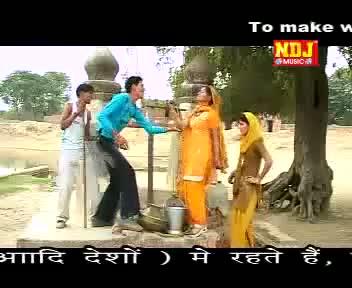 Mera Dhol Kuye Mein Latke Se - Kabaddi  Haryanvi Song HD