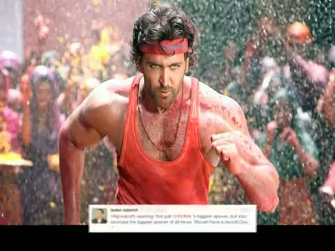Hrithik Roshans Agneepath Beats Salman Khans Bodyguard - Bollywood News