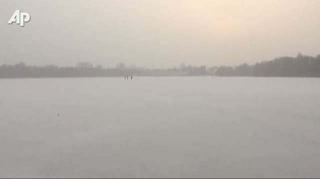 Eastern Europe Hit by Deadly Cold Snap