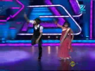 Dance India Dance Season 3 (04-Feb-12) - Sanam and Lipsa