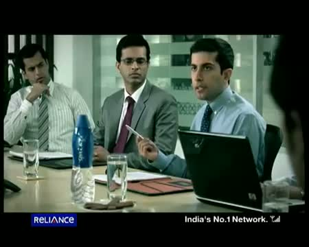 Reliance 3G Boardroom