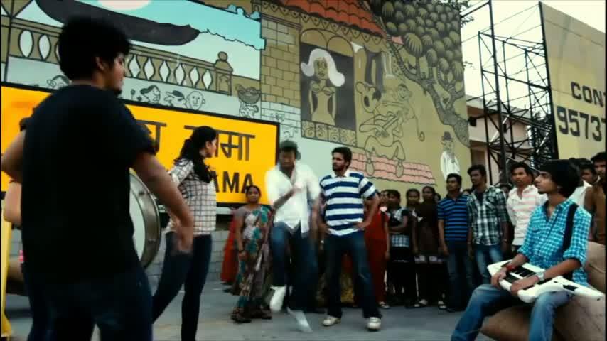 Dhanushs Sachin Anthem - Official Full HD Version Song